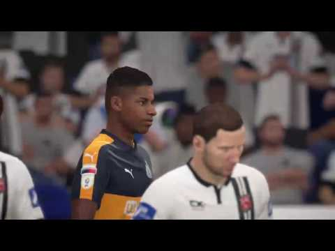 FIFA17:Modo Manager-NewCastle-12 Cap