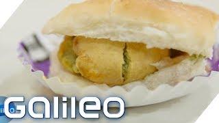 Belegtes Brot mal anders: Der leckere Snack weltweit | Galileo | ProSieben