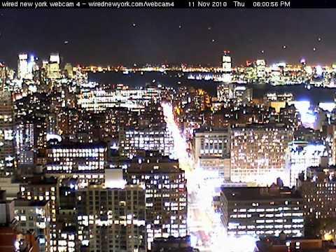 ufo on live webcam