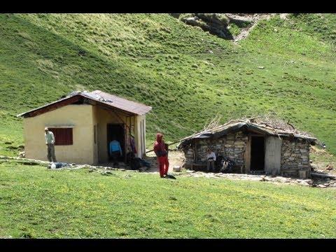 Rudranath Yatra - Day 1 -  Sagar to Panar Bhugyal