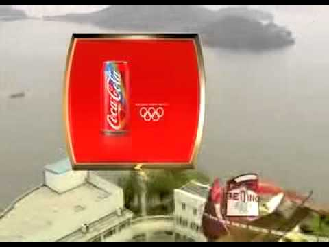 Commercial Billboard: Olympics on NBC
