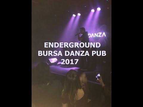 Norm Ender - Enderground - Danza Pub Bursa (HD)