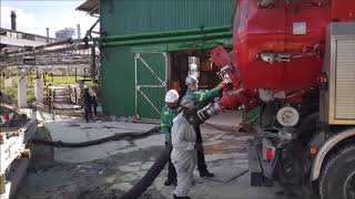 Start to Finish: Industrial Vacuum Services