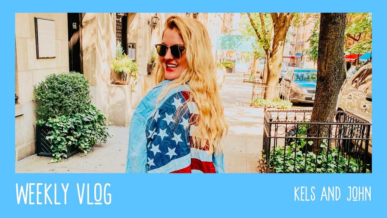Last 4th of July in New York City! | NYC Weekly Vlog #11