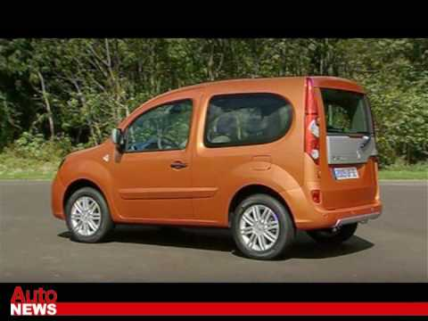renault kangoo be bop raumfahrzeug mit neuem stil youtube. Black Bedroom Furniture Sets. Home Design Ideas