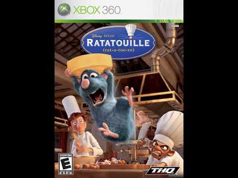 Ratatouille The Video Game Soundtrack - Little Chef Big Kitchen (Chase) mp3