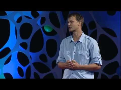 TEDxDanubia 2011 - Dag Hinrichs - The Zombie--Visionary War and Beyond