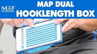 MAP DUAL hooklength box