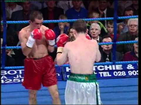 Damean Kelly vs Jose Lopez Bueno