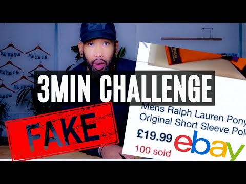 3MIN FAKE MONCLER EBAY CHALLENGE 🤔🤔| HOW MANY PEOPLE BOUGHT ONE??