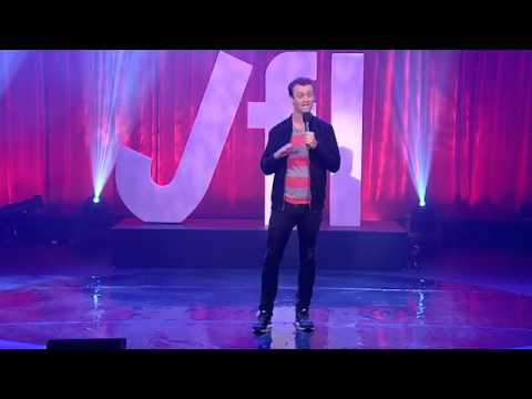 Karl Chandler at Just For Laughs Sydney 2015