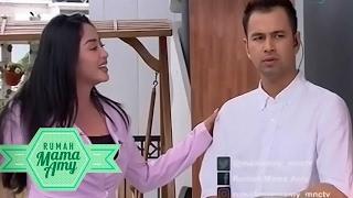 Widihhh Raffi Gigi dan Dewi Perssik Diramal Kartu Tarot Rumah Mama Amy 13 2