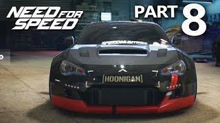 Need For Speed 2015 Gameplay Walkthrough Part 8 - WRAP EDITOR