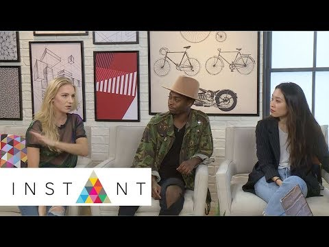 Courtney Miller, Olivia Sui & Keith Leak Jr. from Smosh Pit Bring the LOLz   Hey Guys   INSTANT