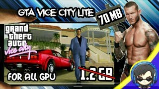 70mb how to download gta vice city highly compressed android