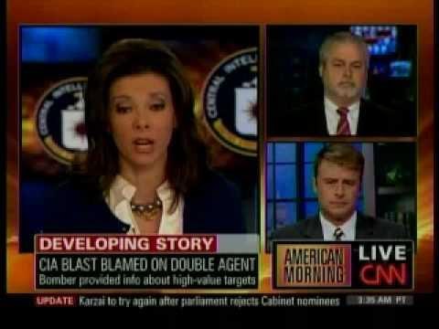 Jamie Smith - CNN - Attack on CIA base - 05 Jan 2010