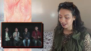 Erik Santos with Jay R, Jason Dy & Daryl Ong /Say You'll Never Go (Reaction)