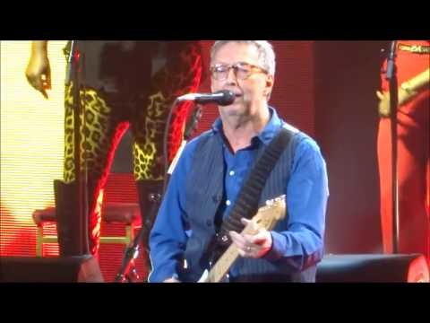 Eric Clapton - Key To The Highway - Madison Square Garden - New York, NY - March 19,2017