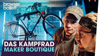 Das Kampfrad – Maker Boutique