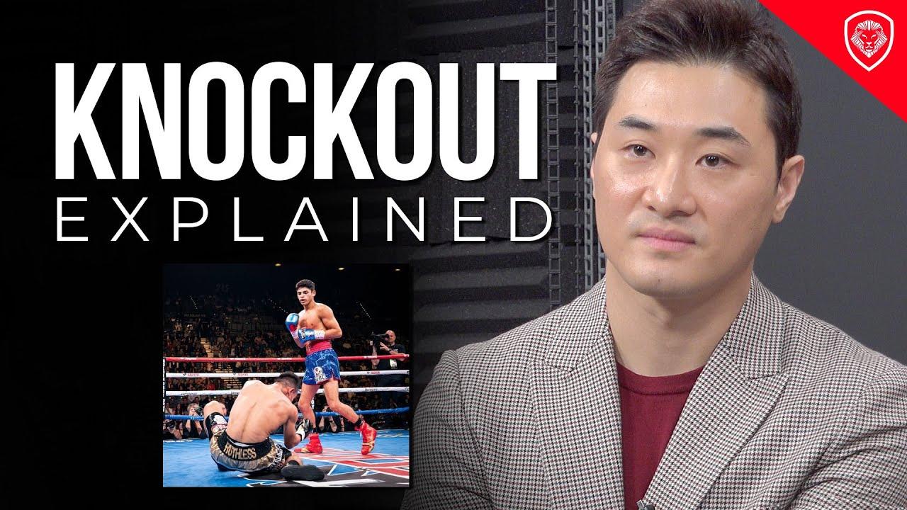 Download Ryan Garcia Knockout Technique Explained by Warfare Combat Teacher DK Yoo