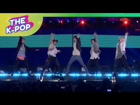 NCT DREAM, We Go Up [Dream Concert 2019, Fancam, 190518] 60P