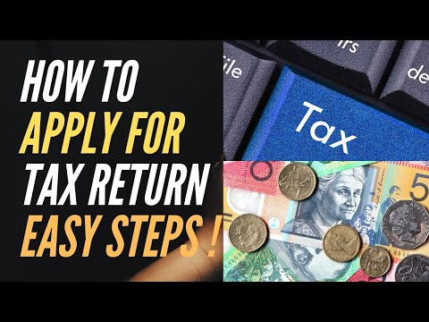How To Do Tax Return By Yourself In Australia ? Easy Step For Tax Returns Using Mygov Account |