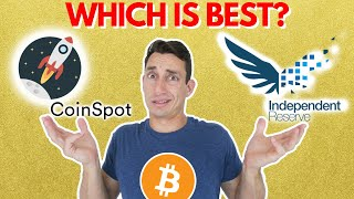Independent Reserve vs CoinSpot Review | What is Australia's Best Crypto Exchange? (2020)