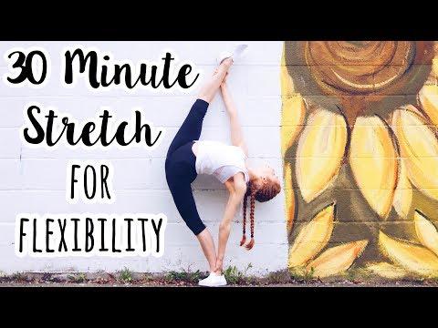 30 Minute Full Body Stretch for Flexibility!