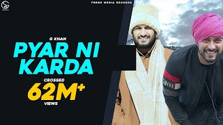 Pyar Ni Karda | G khan ft. Garry Sandhu | Official Video  ( beautiful kashmir ) Fresh Media Records