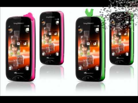 www.phonearena3g.blogspot.com Sony Ericsson Mix Walkman.wmv