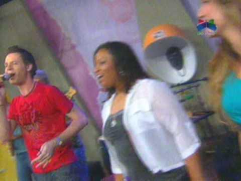 Banda Canal da Graça - Música: Tua Face - Ao Vivo no Programa Point 21 - TV Século 21 ASJ