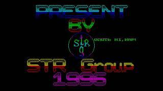 King's Bounty Game Demo - Strategik & Tactics Ryazan Group  [#zx spectrum AY Music Demo]