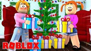 Roblox Christmas Decorating In Bloxburg Roleplay!