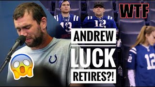 We Should've Seen Luck's Retirement Coming!   The Lefkoe Show