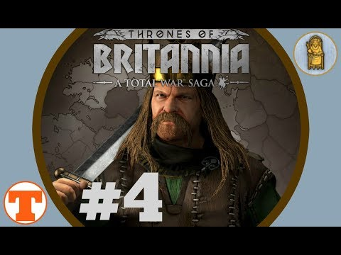 Paying our Gambling Debt | Total War Saga: Thrones of Britannia – Mide #4