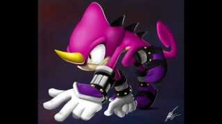 Espio the chameleon will be in the hall of fame .wmv
