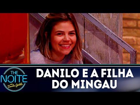 Monólogo: Danilo brinca com filha do Mingau e provoca o baixista | The Noite (16/08/18)