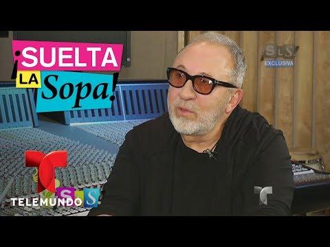 Emilio Estefan contó como se convirtió en el máximo productor musical latino | Suelta La Sopa | Entr