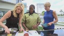 Chef Cassandra from Spliffs Gastropub in Jacksonville