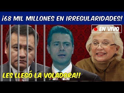 La Auditoria Superior reúne Pruebas para llevar al bote a Peña Nieto y Osorio Chong