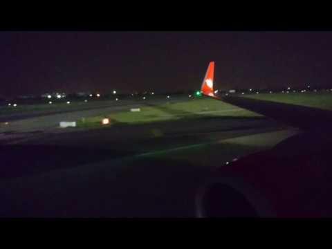 170412 Malindo Air OD634 Kota Kinabalu-Taipei Landing