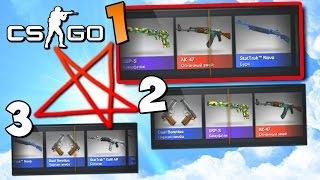 САМАЯ ЗАГАДОЧНАЯ СХЕМА В CS:GO! ВЫПАЛ ЛИ AK-47 ОГНЕННЫЙ ЗМЕЙ ПРЯМО С КЕЙСА?