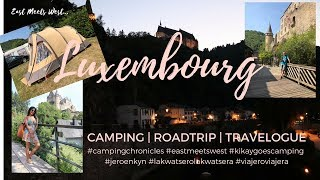 Camping in Luxembourg: KIKAY GOES CAMPING Kaya natin to Bes/VFFs! ROADTRIP | Jeroen and Kyn ft Lin G