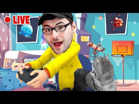 irgendwas machen und das live!  (Livestream)
