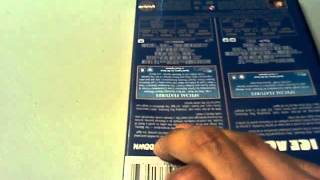 Ice Age/Ice Age 2 The Meltdown 2-DVD Set Unboxing