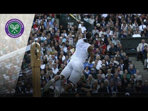 Roger Federer vs Rafael Nadal | Wimbledon 2008 | Fourth set tie-break