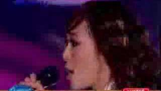 Indonesian Idol 4 : Rini - I Love You (Spekta 5)