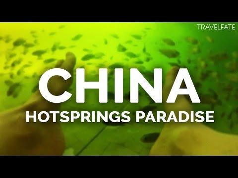 Hotsprings | China | Dali Geothermal Paradise | Yunnan