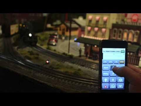 Lionel LCS, wifi, iPad App, iCab App, and Sensor track