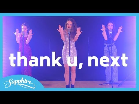 Ariana Grande - thank u, next | Sapphire